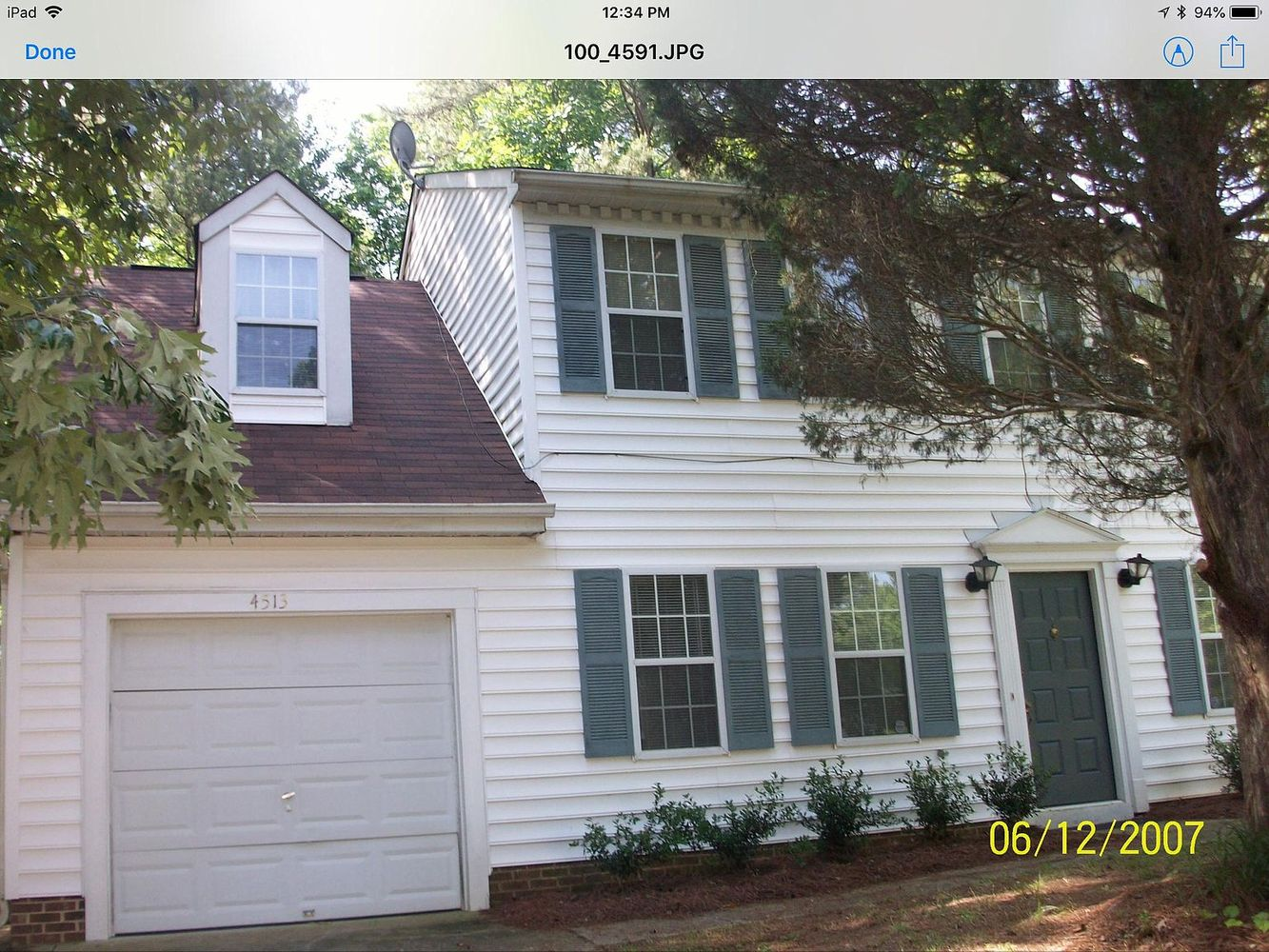 Alcove: Bedrooms for rent at 4513 Printer Ln, Raleigh NC 27613