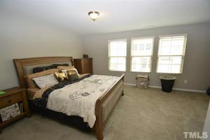 Alcove: Bedroom 1 for rent at 124 Phantom Ln, Durham NC 27703