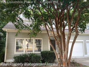 Columbia Pl E, Chapel Hill NC 27516 on Alcove