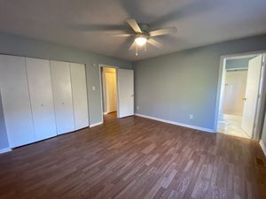 Alcove: Bedroom 1 for rent at 2002 Strebor St, Durham NC 27705