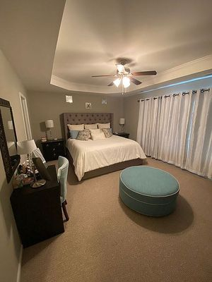 Alcove: Bedroom 1 for rent at 106 Brier Crossings Loop, Durham NC 27703