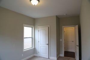 Alcove: Bedroom 2 for rent at 836 Poplar St, Durham NC 27703