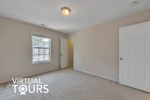 Alcove: Bedroom 4 for rent at 2 Claire Ct, Durham NC 27713