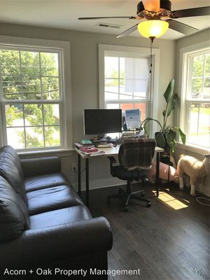 Alcove: Bedroom 4 for rent at 1308 S Roxboro St, Durham NC 27707