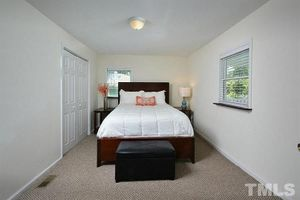 Alcove: Bedroom 2 for rent at 1105 Fern St, Durham NC 27701