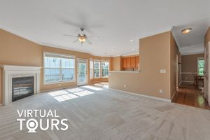 Alcove: Bedrooms for rent at 2 Claire Ct, Durham NC 27713
