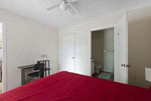Alcove: Bedroom 4 for rent at 1241 University Ct, Raleigh NC 27606