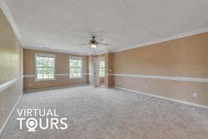Alcove: Bedroom 1 for rent at 2 Claire Ct, Durham NC 27713