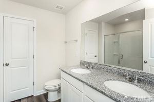 Alcove: Bedrooms for rent at 3525 Sugarplum Road, Raleigh NC 27616