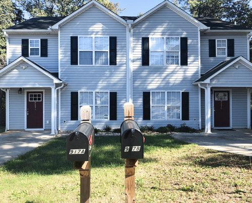 Alcove: Bedrooms for rent at 917 Scout Dr, Durham NC 27707