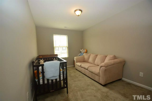 Alcove: Bedroom 2 for rent at 124 Phantom Ln, Durham NC 27703