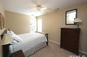 Alcove: Bedroom 2 for rent at 5510 Glencree Ct, Raleigh NC 27612