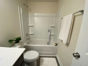 Alcove: Bedroom 2 for rent at 117 Pelsett St, Morrisville NC 27560
