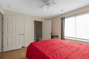 Alcove: Bedroom 2 for rent at 1241 University Ct, Raleigh NC 27606