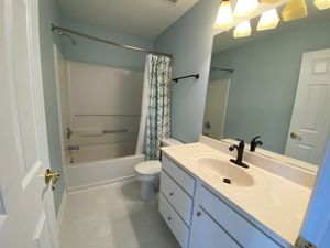 Alcove: Bedroom 1 for rent at 5411 Vista View Ct, Raleigh NC 27612