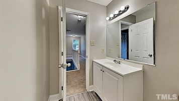 Alcove: Bedroom 2 for rent at 216 Woods Ream Dr, Raleigh NC 27615