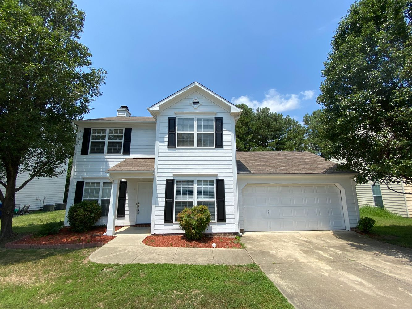 Alcove: Bedrooms for rent at 706 Bellmeade Bay Dr, Durham NC 27703